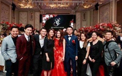 Wedding Reception of Joo Khiang & Crystal – St Regis Kuala Lumpur