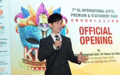 7th KL International Gifts, Premium & Stationery Official Opening