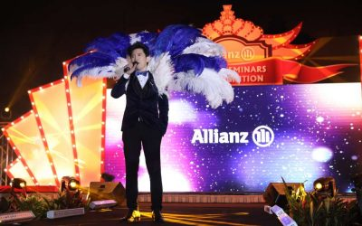 Allianz 39th AG Seminars – Recognition Night – Broadway Show