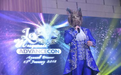 Advancecon Annual Dinner – Les Masquerade