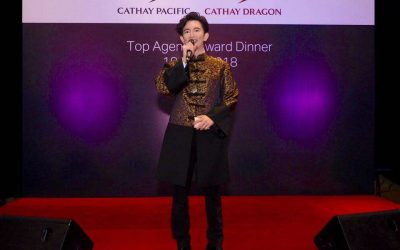 Cathay Pacific Top Agent Award Dinner
