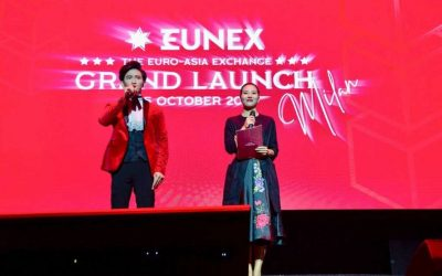EUNEX The Euro-Asia Exchange Grand Launch – Milan