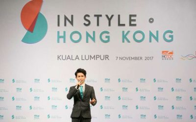 "Hong Kong Trade Development Council's (HKTDC) Mega Promotion Event, ""In Style, Hong Kong"""