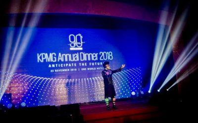 KPMG Annual Dinner