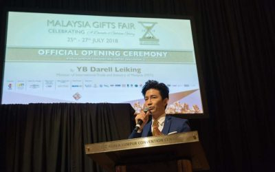 Malaysia Gifts Fair 10th Anniversary Official Opening Ceremony – Gala Dinner