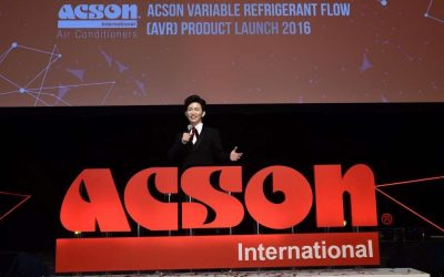 Acson Product Launch