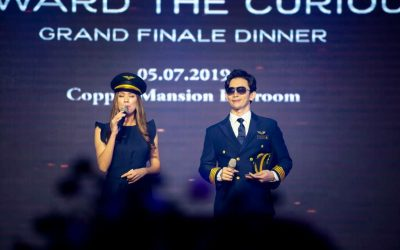 Martell Reward The Curious Grand Finale Dinner