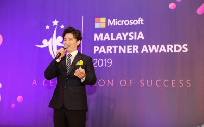 Microsoft Malaysia Partner Awards