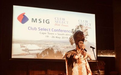 MSIG Club Select Conference – Cape Town, South Africa