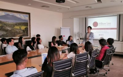 Sharing Session at Zahid Ibrahim – Co (ZICO)