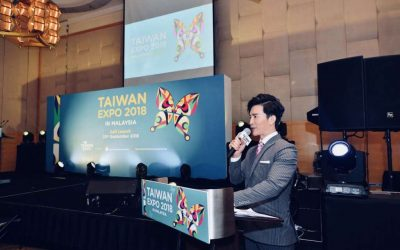 The Launch of Taiwan Expo in Malaysia