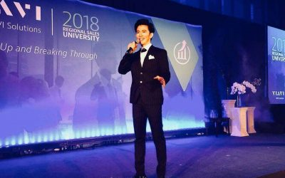 VIAVI APAC RSU Gala Awards Night – Bangkok