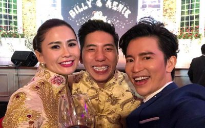 Wedding Reception of Aenie Wong & Billy – JW Marriott Kuala Lumpur