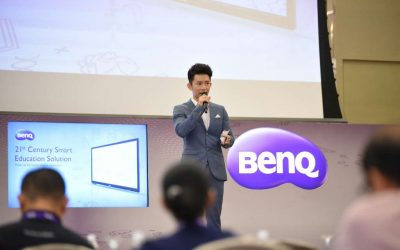 BenQ Smart Education Solution Launch