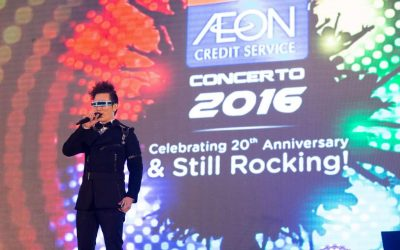 AEON 20th Anniversary Annual Dinner