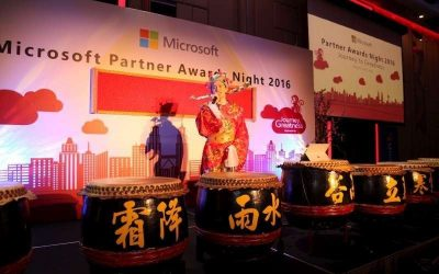 Microsoft Partner Awards Night