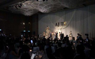 Wedding Reception of AJ & Elaine – Four Seasons Hotel Kuala Lumpur