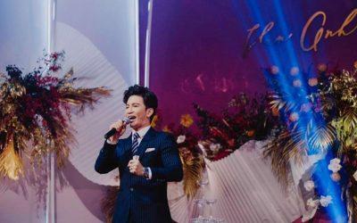 Wedding Reception of Edwin & Van Anh – Four Seasons Hotel Kuala Lumpur