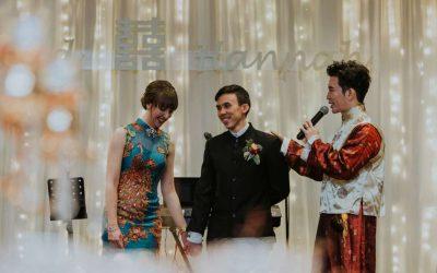 Wedding Reception of Jared & Hannah – Hilton Kuala Lumpur