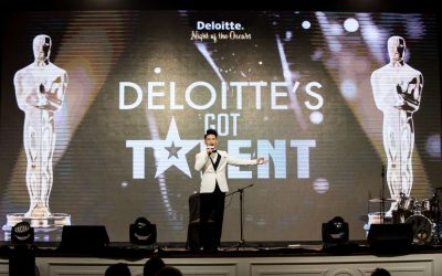 Deloitte Night of The Oscars Dinner – Dance