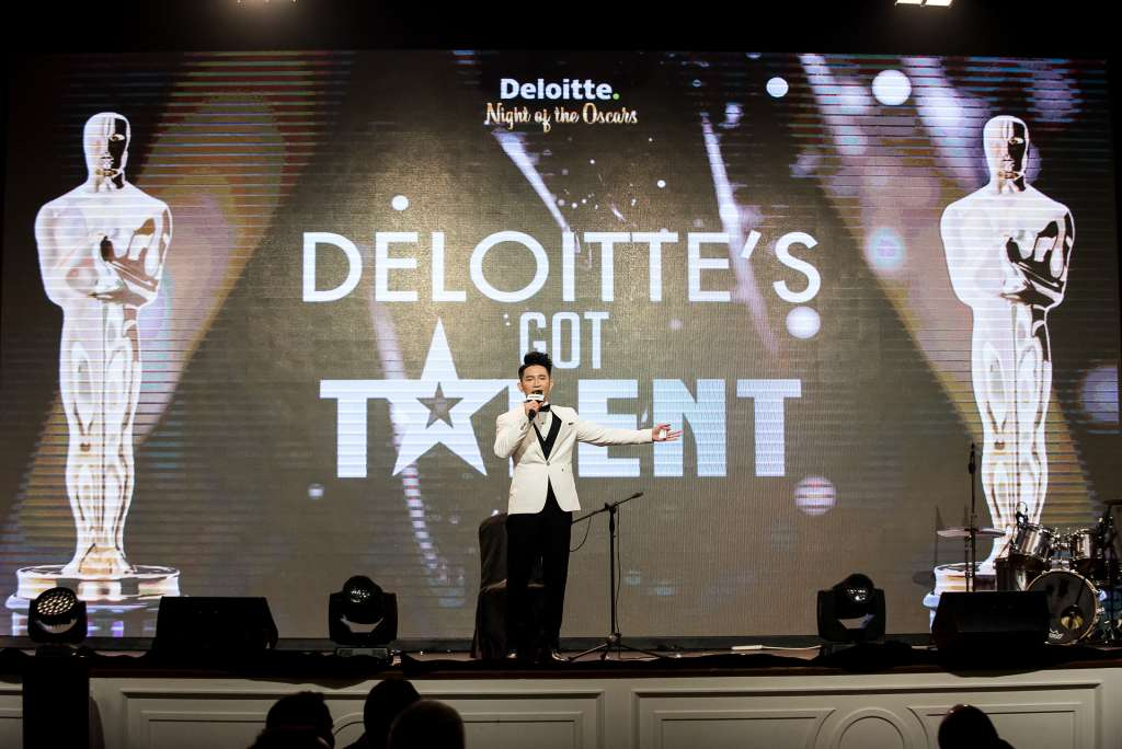 Deloitte Night of The Oscars Dinner – Dance   William Lee   Professional Emcee
