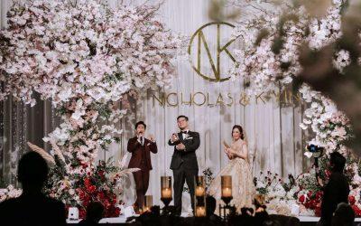 Wedding Reception of Nick & Kay – Grand Hyatt Kuala Lumpur