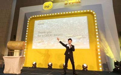 Digi Business Enterprise Partner Conference – Star Awards Night