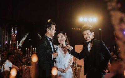 Wedding Reception of Jing & Tzer Yong – Four Seasons Hotel Kuala Lumpur