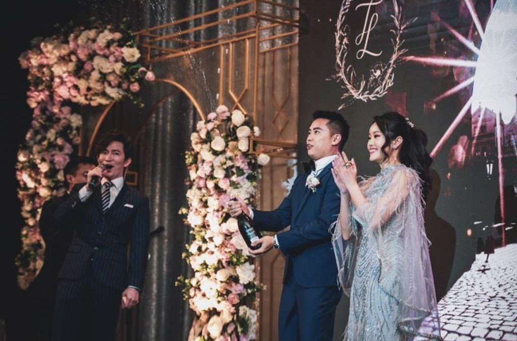 Wedding Reception of Huey Theng & Lin Kah – Eastern & Oriental Hotel, Penang