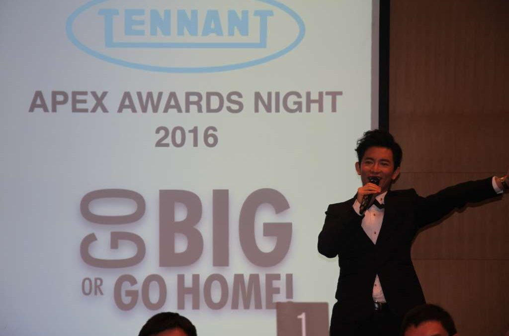Tennant APEX Awards Night