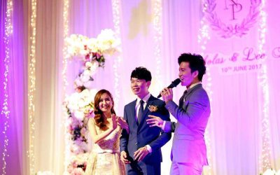 Wedding Reception of Nicholas & Lee Ping – The Zenith, Kuantan