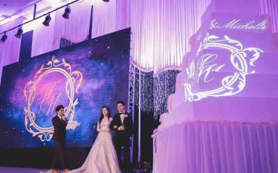 Wedding Reception of Hong & Michelle – Kingwood Hotel, Sibu
