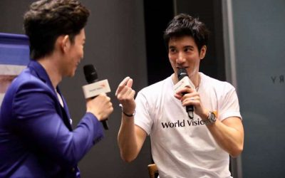 14 Lee Hom 王力宏 – Official Launch of World Vision Malaysia Ambassador