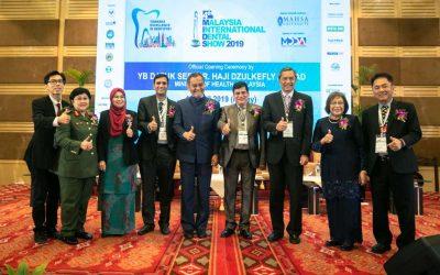 18 YB Datuk Seri Dr Dzulkefly Ahmad – The Malaysia International Dental Show (MIDS) 2019
