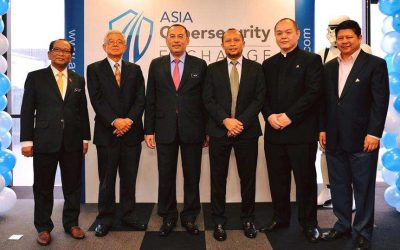 10 YB Dato' Sri Jailani Johari – Launch of Asia Cybersecurity