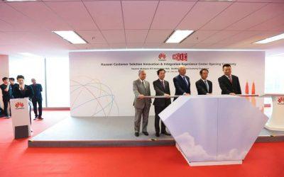 20 YB Dato' Sri Najib Tun Razak – Launch of Huawei Centre
