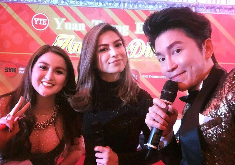 47 Filipino Celebrities – Company Launch in Brunei