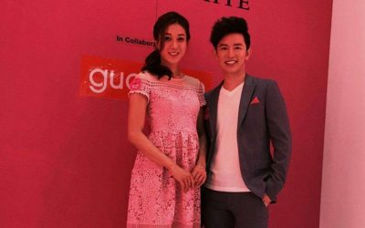 42 Linda Chung 鍾嘉欣 – The Launch of Bio-Essence Tanaka White, In Collaboration with Guardian